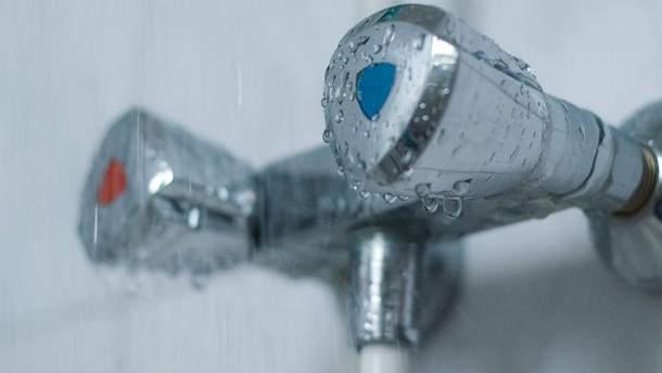 Гаряча вода у Києві
