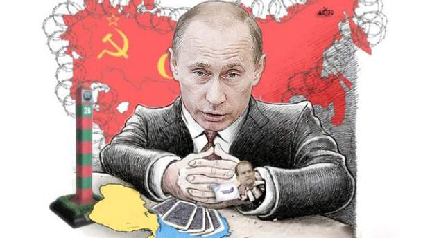Турчинов хоче визнати окупацію Донбасу законодавчо