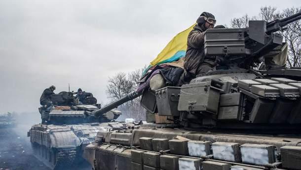 Війна на Донбасі. Авдіївка, 2017