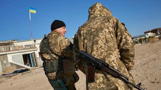 Війна на Донбасі: найгарячіше було на Приморському напрямку