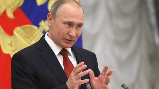 Путин до сих пор не сказал, пойдет ли  на 4-й срок