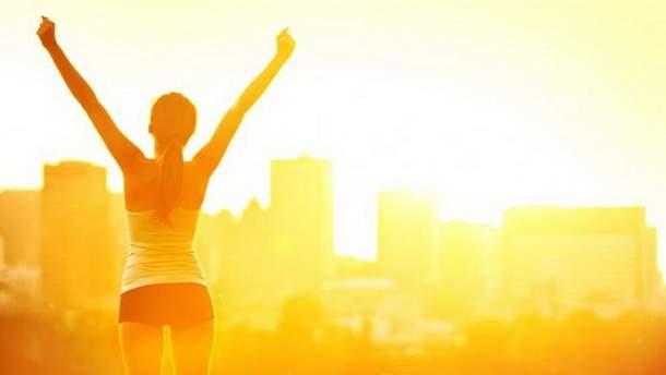 Утренняя зарядка полезна для здоровья