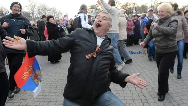 Жителі Донбасу почнуть проводити антиукраїнські акції?