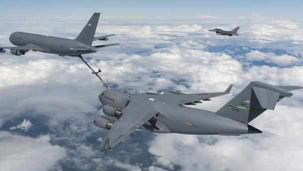 Стратегічні бомбардувальники США