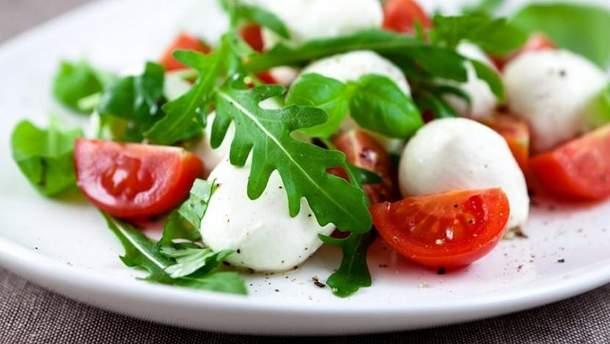 Итальянский салат