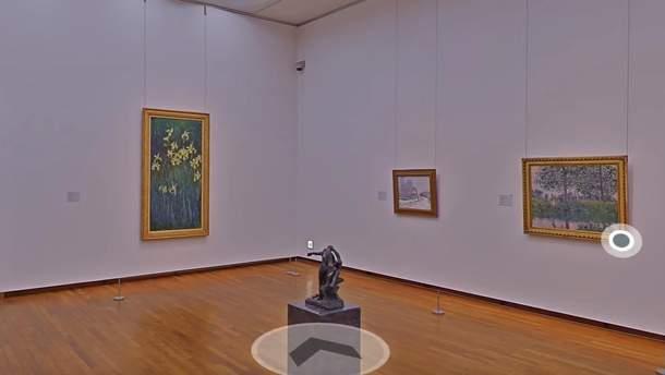 Віртуальна екскурсія по музею