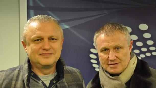Григорий и Игорь Суркисы