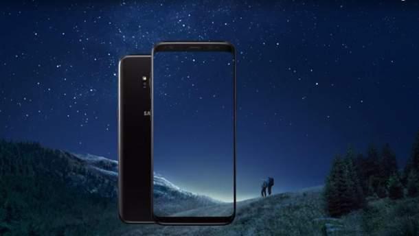 Samsung Galaxy S8 визнали найкращим смартфоном 2017 року
