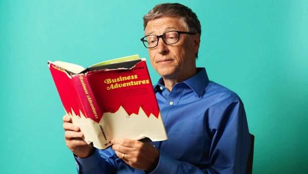 Must read: книги, которые рекомендует Билл Гейтс