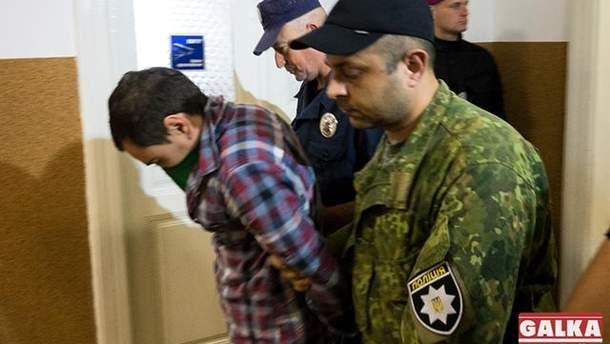 Под арест взят подозреваемый в убийстве в Ивано-Франковске студентки из Болгарии