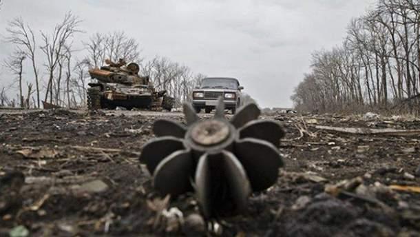 Вследствие ночного обстрела боевиками жилых кварталов погиб мирный житель