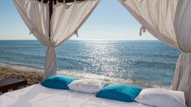 Пляжі Одеси 2018: фото