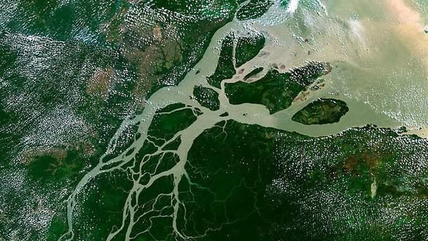 Амазонку забудовують гідроелектростанціями