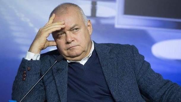 Санкции ЕС против Киселева останутся в силе