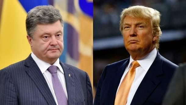Предстоящую встречу Порошенко и Трампа подтвердили на Банковой