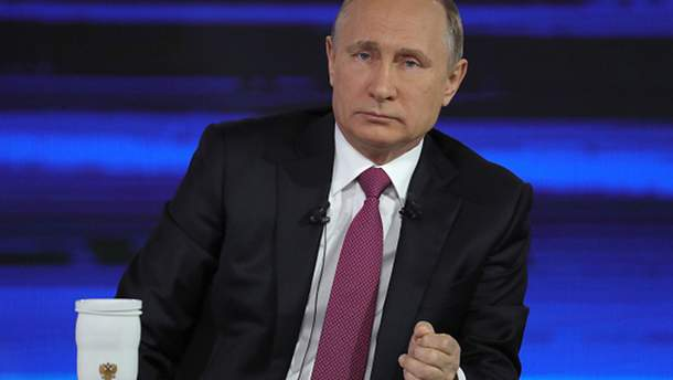 """Прощай, немытая Россия"" від Порошенка сильно зачепило Путіна"