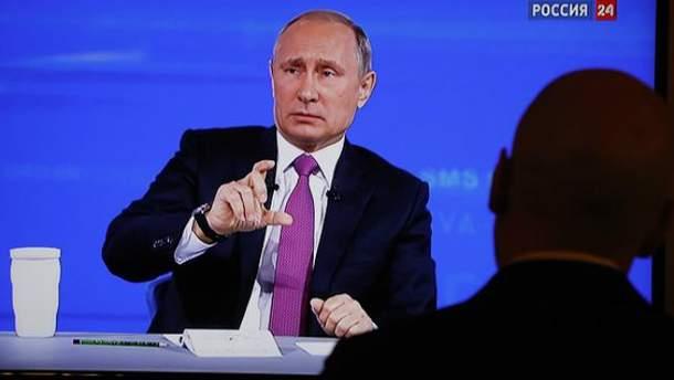 Путін розповів про хворобу свого батька