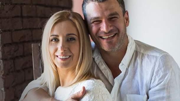 Тоня Матвієнко та Арсен Мірзоян одружилися