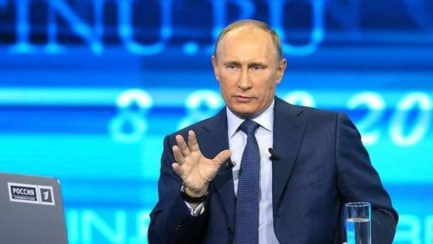 """""""Прямая линия"""" Путина была хорошо отрежисирована"""