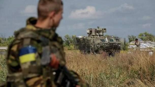 В зоне АТО от полученных боевых травм скончался командир