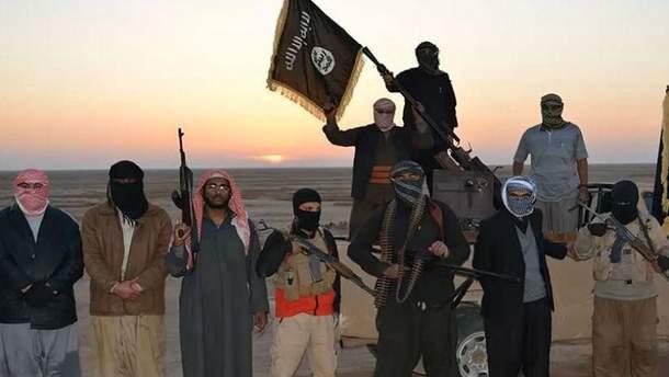 """Уничтожили лидера """"Исламского государства"""""""