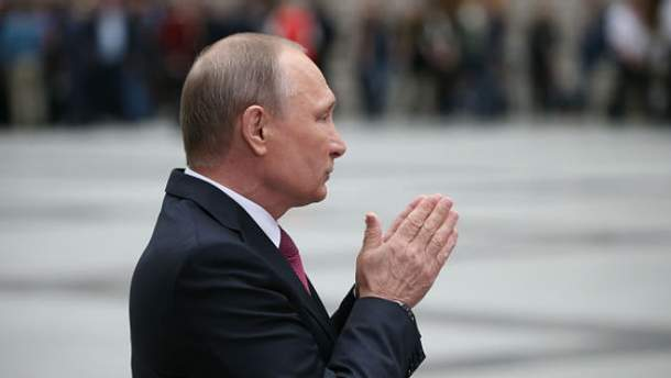 """Цитата """"Прощай, немытая Россия"""" зацепила Владимира Путина"""