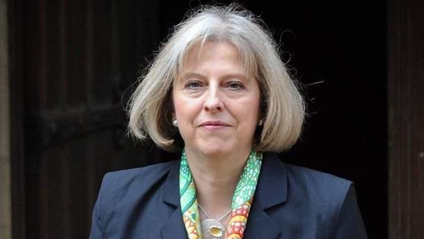 Мэй надеется на поддержку от DUP в британском парламенте
