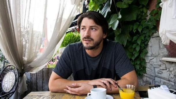Сергій Притула показав, де він працював в минулому