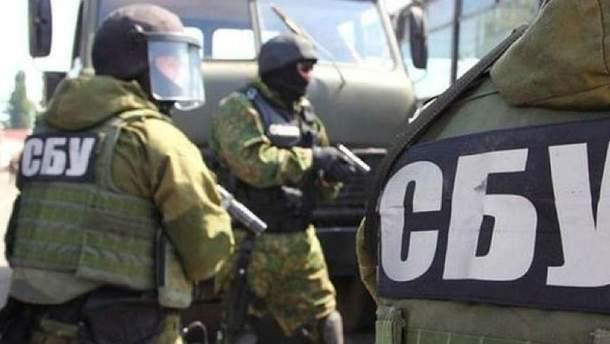 В Киеве задержали пособника террористов