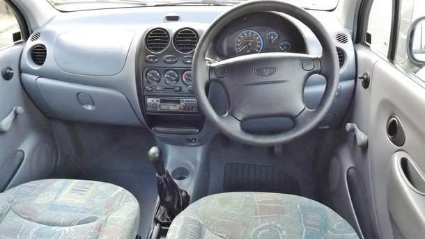 Руль Daewoo Matiz