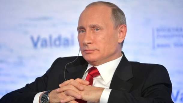 Интервью с Путиным лишены смысла