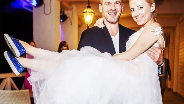 Весілля Тоні Матвієнко та Арсена Мірзояна: з'явились нові фото