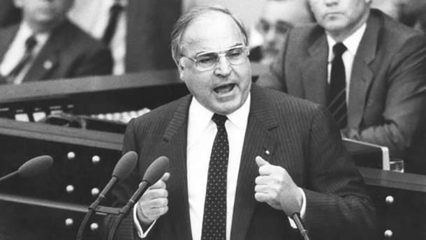 Гельмут Коль умер на 88 году жизни