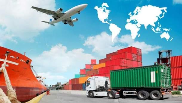 Зовнішня торгівля між Україною та Росією