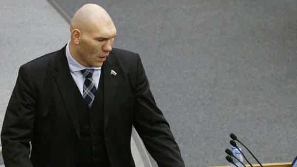 Николай Валуев не поместился в парламенте Беларуси
