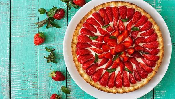 Итальянская кростата: как легко приготовить вкусный клубничный пирог