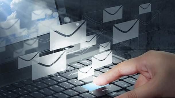 СБУ закликає не користуватись російською електронною поштою при реєстрації доменних імен