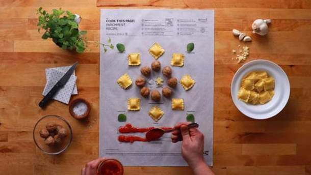IKEA с помощью рисунков учит готовить на кухне
