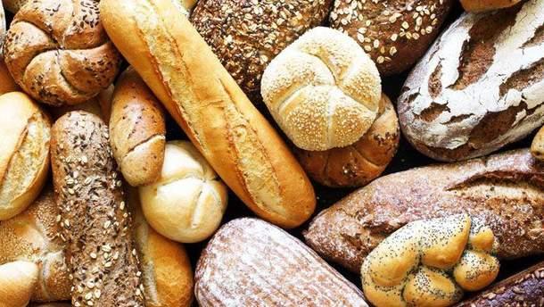 Шкода білого і чорного хліба для здоров'я