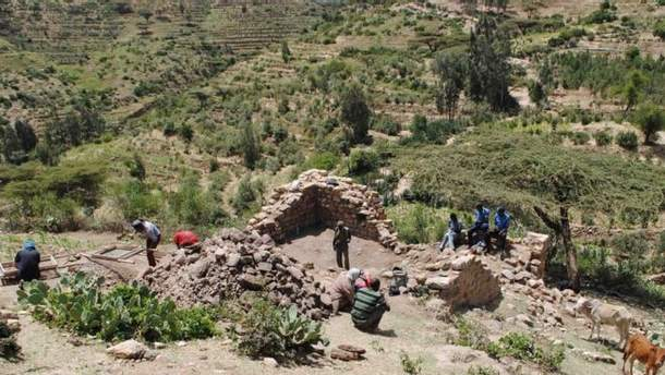 """""""Місто велетнів"""" в Ефіопії"""
