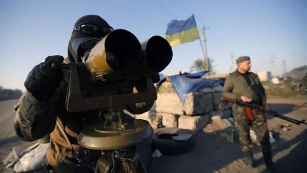 За минулу добу 5 українських бійців отримали поранення
