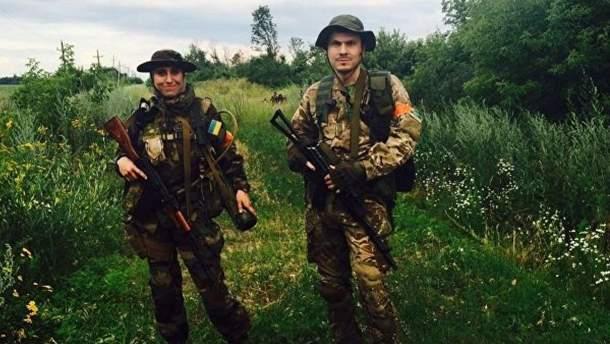 Адам Осмаєв і Аміна Окуєва