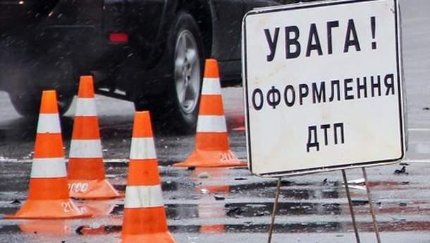 Військовослужбовець ЗСУ збив на смерть дитину на Івано-Франківщині