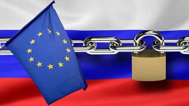 На продовження санкцій Євросоюзу проти Росії вже зреагували у Кремлі