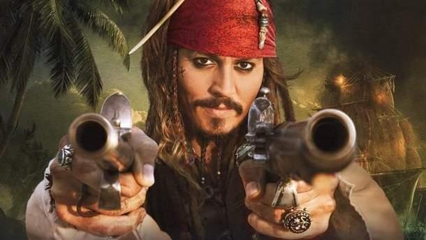 """""""Пірати Карибського моря"""" можуть позбутись капітана Джека Горобця"""