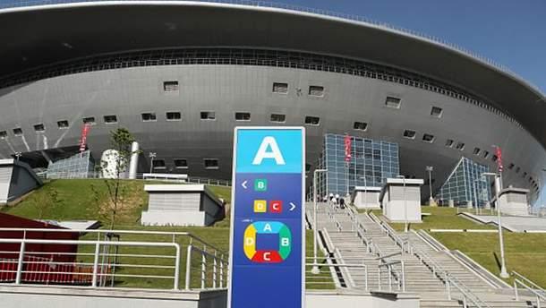 Стадіон у Санкт-Петербурзі