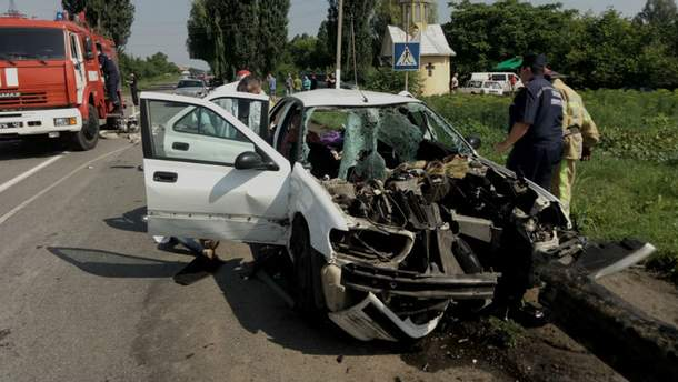 Страшная авария унесла 3 жизни