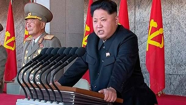 КНДР обвинила США в краже