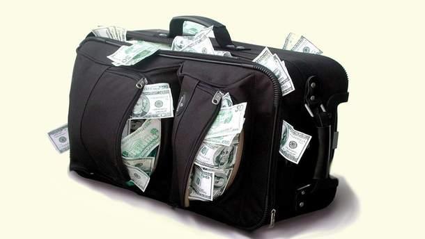 Украли сумку с деньгами