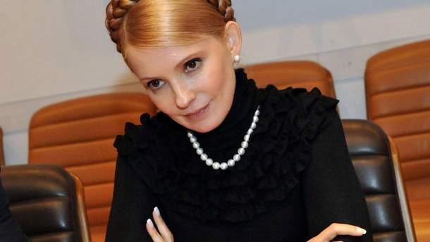 Тимошенко заявила, що не живе помстою за те, що Віктор Янукович посадив її у в'язницю